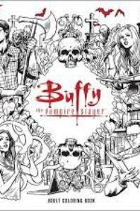 mes  livres preferes de Buffy