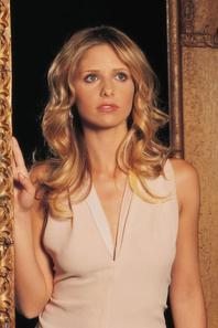 l evolution de Buffy au files  de saisons