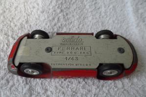 Ferrari type 500 trc
