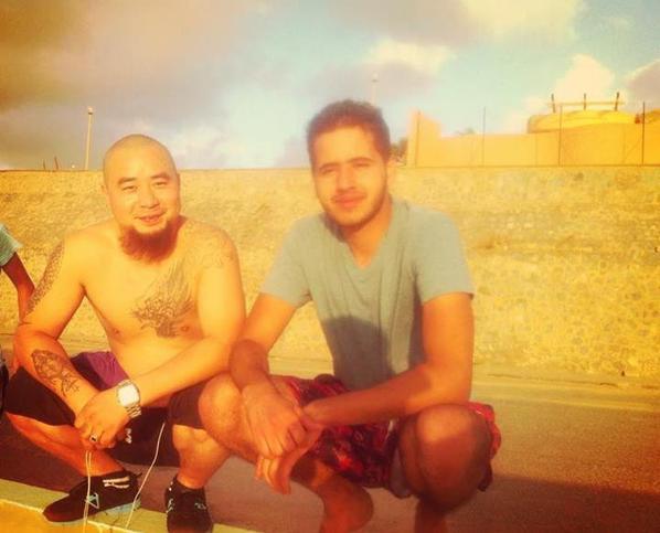 #summer #plage #bon moment