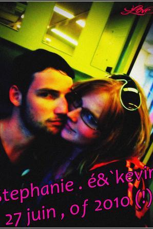 ■.■.■ ‹ Stephanie & Keviin. (♥) .:. (27x06x2010)