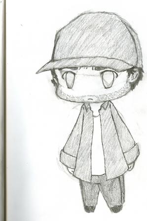 Chibis dessins !