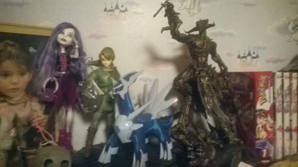 Ma jolie figurine