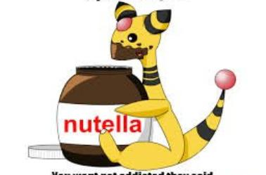 Nous et le Nutella