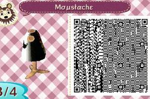 Motif Moustache :P !
