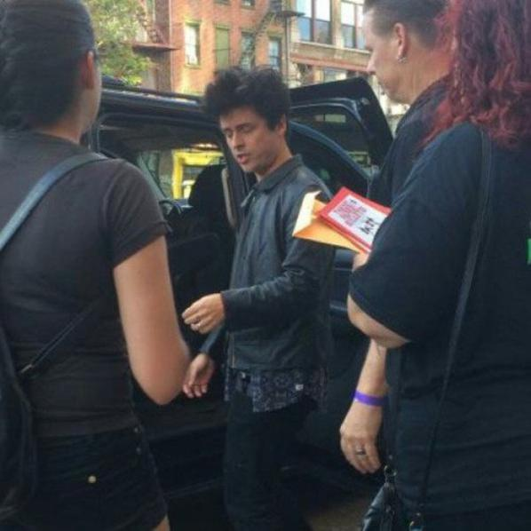 Bowery Electric, NY on June 25, 2015. avec Norah Jones