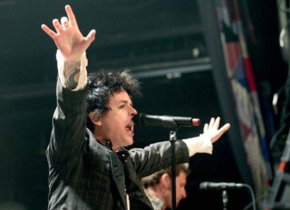 Mes bébé LOL haha serieusement les gars qui a changer ma vie :D Mike Tré Billie Joe Green Day