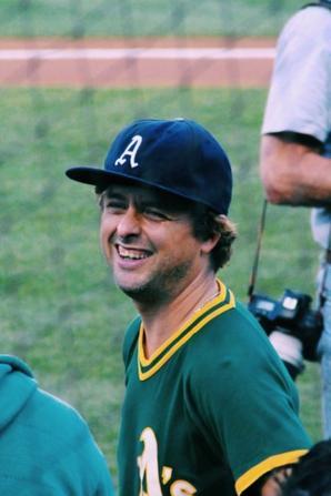 Billie Joe au match de Baseball  a Oakland