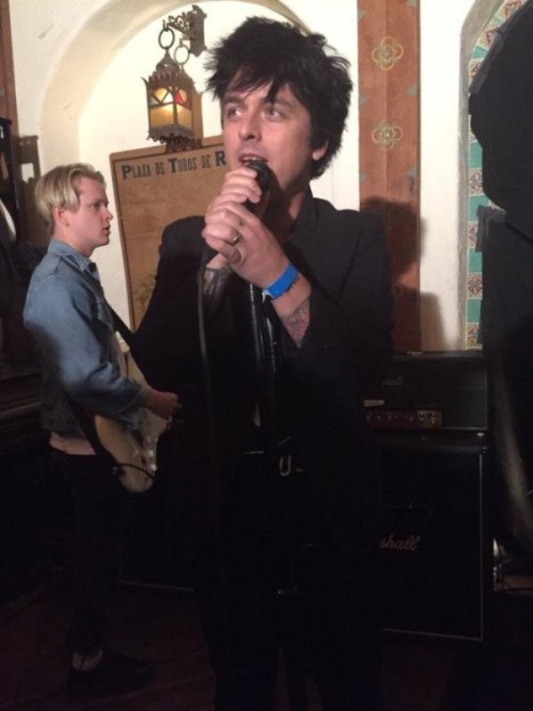 Green Day  41 Ocean Club