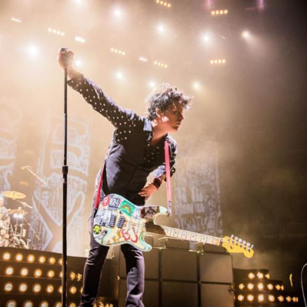 Billie Joe en Live U.S.A