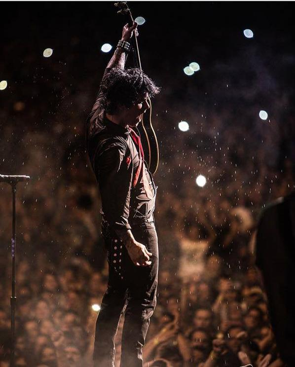 Billie Joe en Live