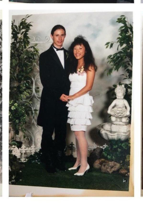 Vieille photo Graduation de  Billie Joe & Mike je crois donc il doivent avoir  au moins 18 ans