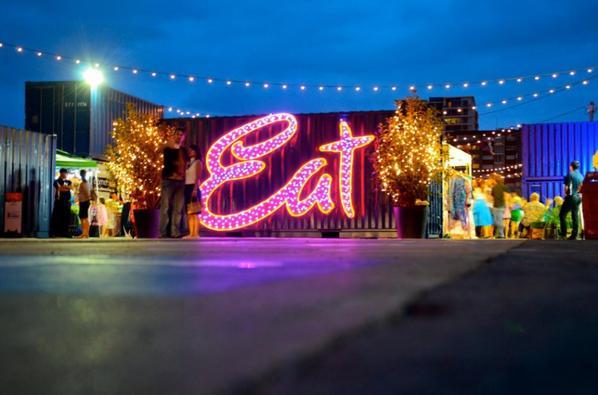 Eat Street Markets in Brisbane