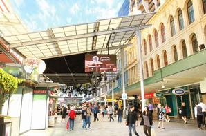 Queen Street Mall, Brisbane
