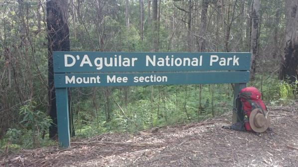 D'Aguilar National Park in Queensland, Australia
