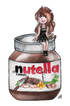 Hummmm le Nutella!! :) <3 <3