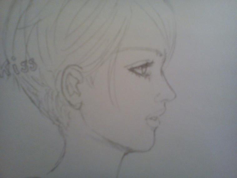 Croquis et dessins au crayon