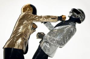 Wall Street Journal La Une Daft Punk et Gisele Bündchen