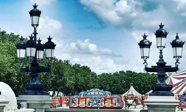 cirque AMAR  2016 Bordeaux
