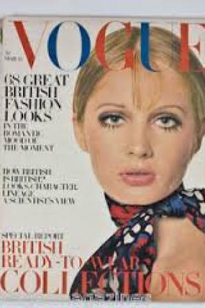 Pattie and magazines
