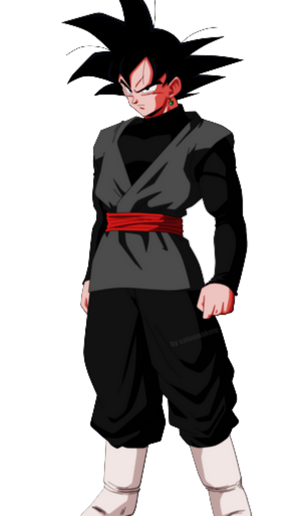 Personnage RP DBZ