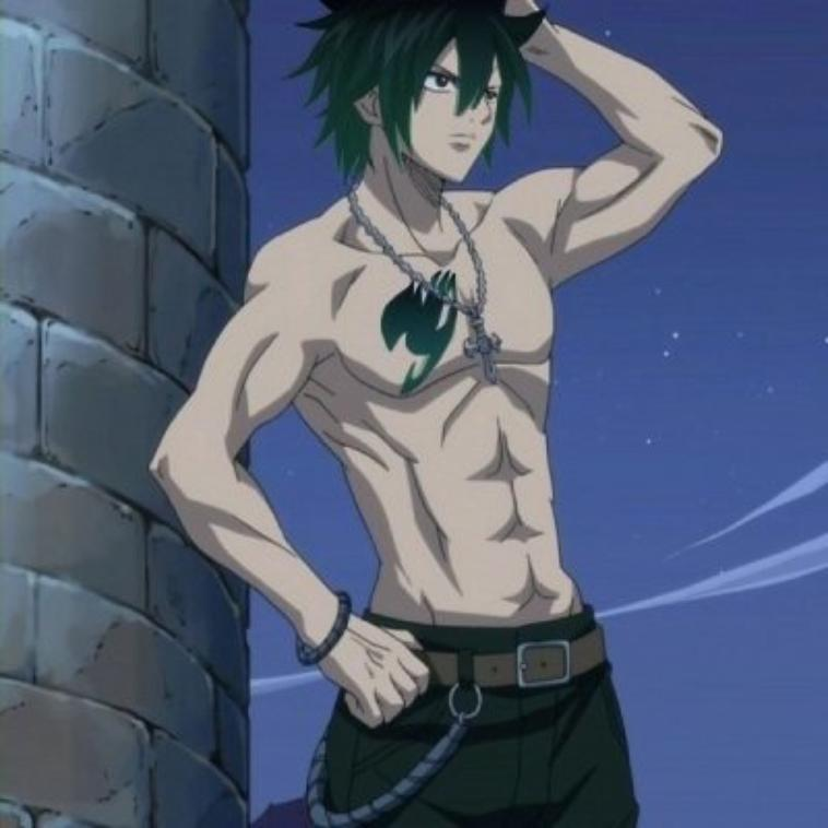 Personnage RP Fairy Tail