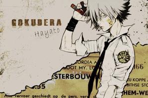 présentation du dixième gardien vongola de la tempête, gokudera hayato: