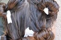 Astuce ... Cheveux bouclés