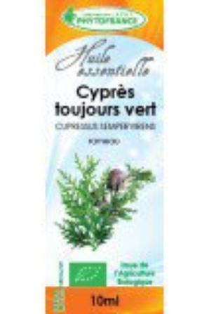 Huile essentielle de cyprès commun