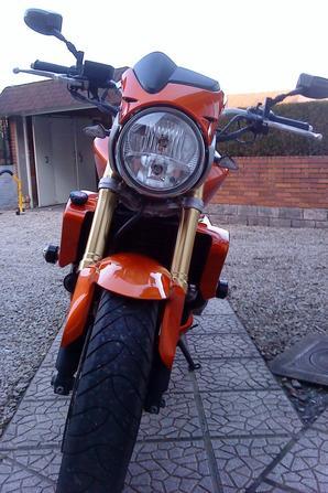 album de ma premiere moto !