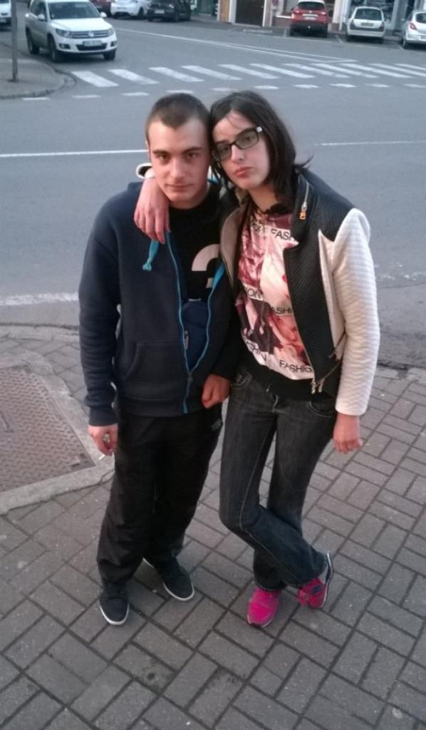 moi et mon homme <3