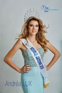 Miss Nouvelle Calédonie 2016