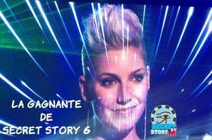 nadege la gagnante de secret story 6 =)
