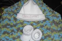 plein de bonnet de naissance fait !!!