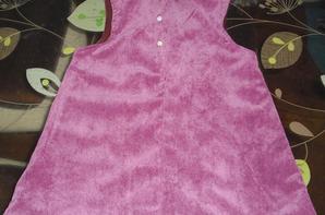 Robe tunique 4 ans pour un cadeau