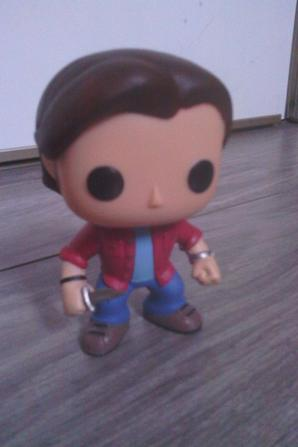 Sam Winchester protect my money