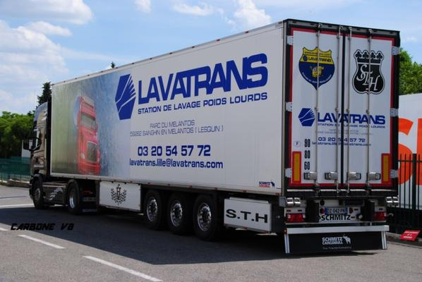 Transport STH. Nîmes Juin 2016.