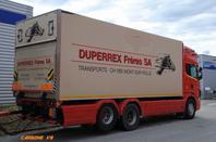 Transport Duperrex Frères Sa.Mont sur Rolle. Photo prise à Montélimar le 16/09/2016.