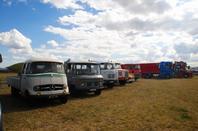 Patrimoine des vieux véhicules. Aérodrome Ancône-Montélimar. 2016.