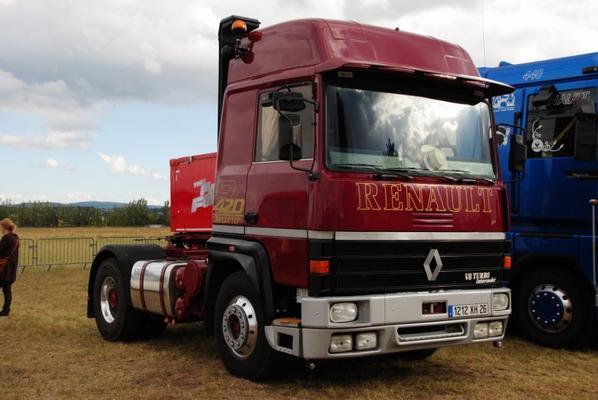 Magnifique R420 de l'ami Fred Jean de Malataverne.