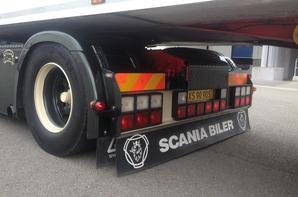 Transport Klemmensen. Scania R560. Nîmes. Le 12/10/2016.