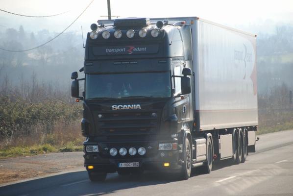 Transport Redant. Balbigny. 08/12/2016.