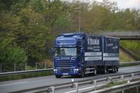 Les Scania de la semaine.