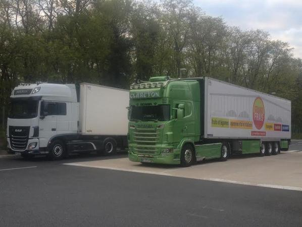 Transport Clareton.