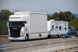 Les forains aiment les Scania.
