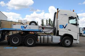 Transport Vidil. Volvo FH540.