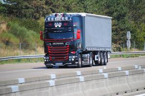 Des Scania toujours des Scania...........