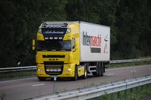 Transport William Adelaiau sur l'A6.