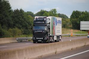 Transport STH retour dans le nord. A6.