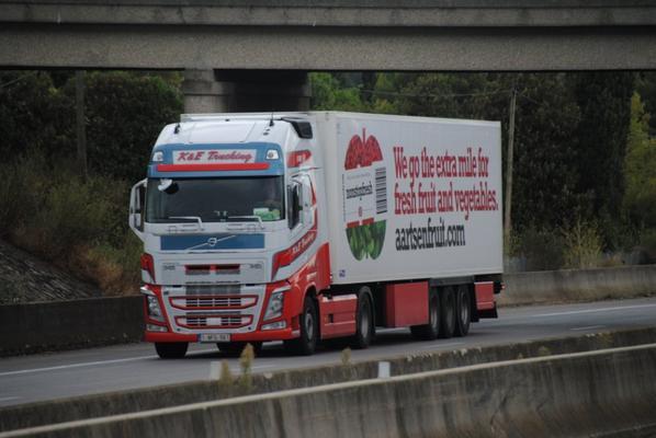 KE Trucking.